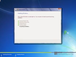 Cara Menginstall Windows 7 Lengkap Dengan Gambar - 12