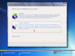 Cara Menginstall Windows 7 Lengkap Dengan Gambar - 5