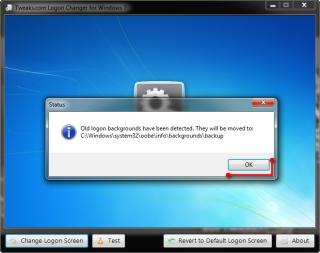 Cara Mengubah Tampilan Logon Windows 7
